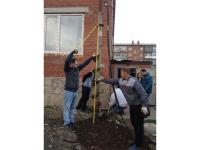 Обследование строительных конструкций здания банка