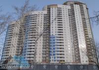 Обследование конструкций навесного вентилируемого фасада здания жилого комплекса «Репин Парк»