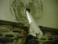 Натурное обследование монолитной железобетонной плиты и дорожного «пирога» покрытия гаражных боксов