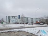Натурное обследование строительных конструкций здания Урайской городской клинической больницы