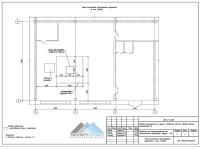 Разработка рабочего проекта фундамента для электрогидравлического испытательного вибростенда  «Импульс – 100»