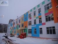Обследование технического состояния строительных конструкций трехэтажного здания детского сада по ул.Удовенко в г.Нижний Тагил Свердловской области.