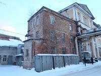 Натурное обследование строительных конструкций здания опорного пункта совета ветеранов на территории ОАО «ВИЗ»